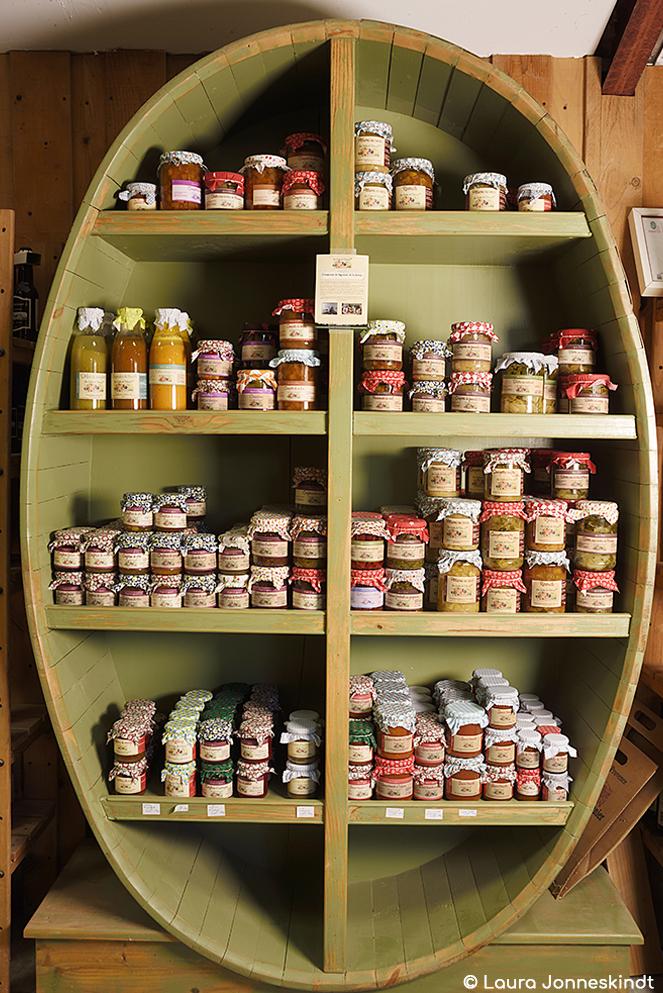 La conserverie des Jardins de cidamos